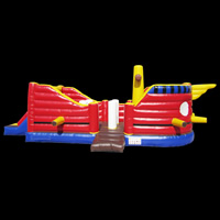 [GL023]Bouncing Inflatable Boat