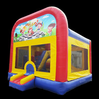 Inflatable BouncerGB490