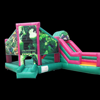 inflatable bouncer jumperGB479