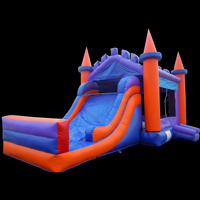 inflatable bouncer slidesGB480