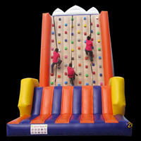 [GH029]Inflatable Climbing Sport
