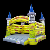 China Inflatable castle ManufacturersGL157