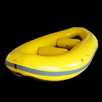 Yellow Inflatable BoatGT122