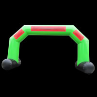 Green Water Inflatable ArchesGA140