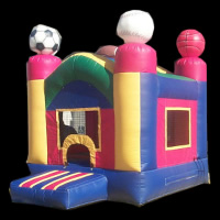 Inflatable Bouncers ToysGB296