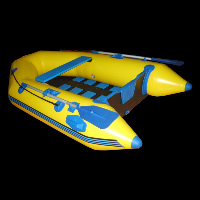 Hypalon Inflatable BoatGT005