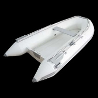 White Inflatable BoatGT030